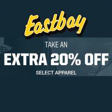 98960ae8de47 アメリカ最大級の一つのスポーズ用品通販サイトEastbay スポーツウエア、ジャケットなど、一万二千点以上のアパレル商品がEXTRA20%オフ!